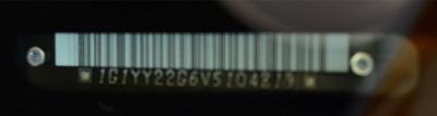 VIN numbers on Frame? - CorvetteForum - Chevrolet Corvette Forum ...