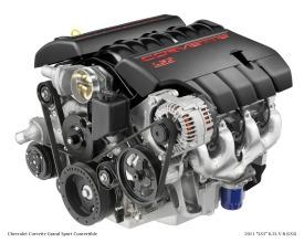 LS3 Corvette