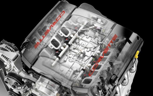 C7 Corvette LT1 2014