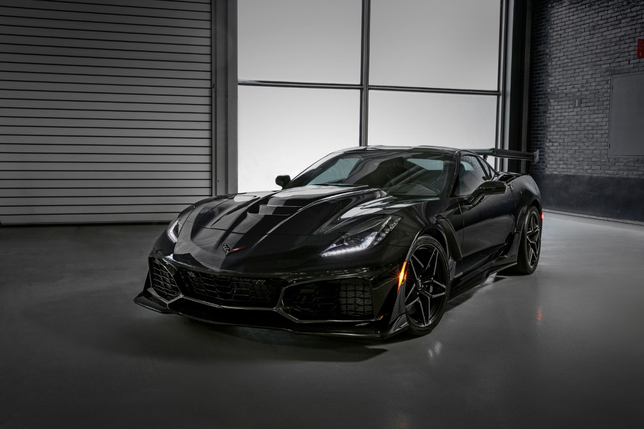 ZR-1 Picture Gallery