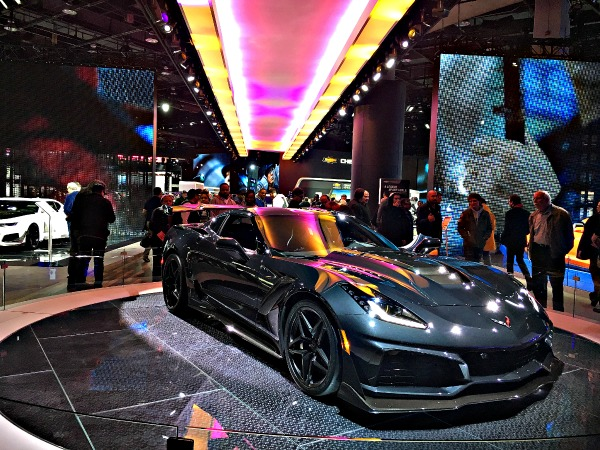 ZR1 Corvette 2019
