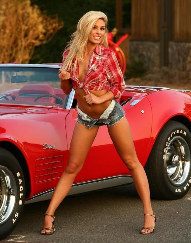 Hot blonds ass