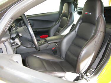 C6 Corvette Seats in C5 Mod