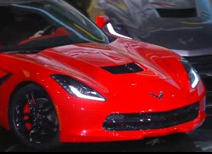 Corvette C7 2014 Blog Information & Pictures