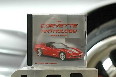Corvette Anthology