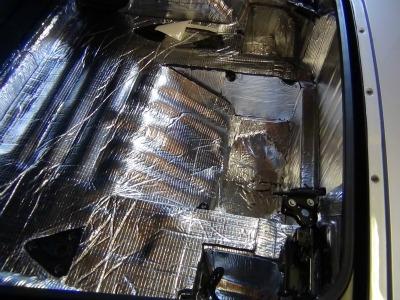 C5 Corvette Noise Proofing
