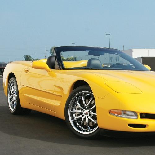 C5 Corvette SR1 Wheels
