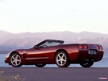 2003 Anniversary Edition Corvette