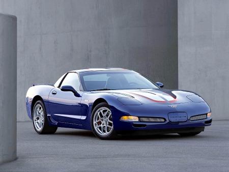 2004 Commemorative Corvette Z06