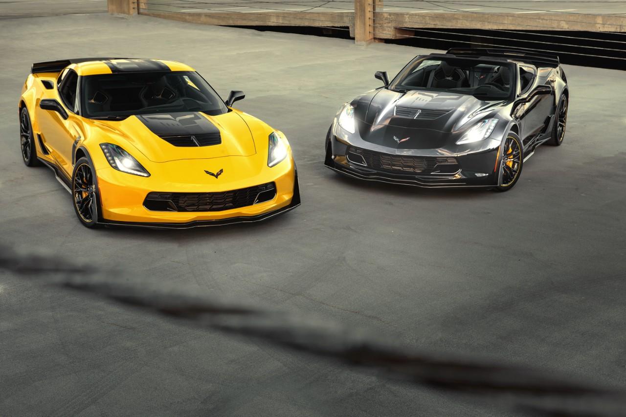 Corvette C7R Special Edition 2016 Corvette