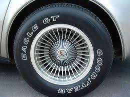 1982 C3 Collector Edition Wheel with Center Cap