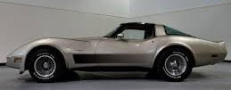 1982 C3 Collector Edition Driver Side View
