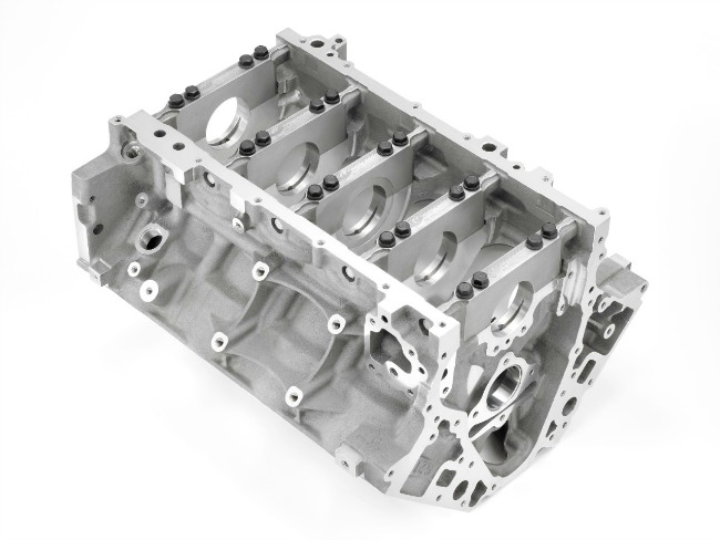 LT1 Engine Block