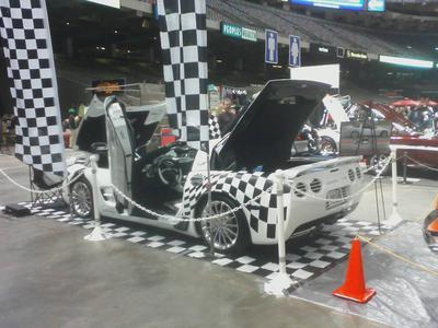 World of Wheels in the SuperDome