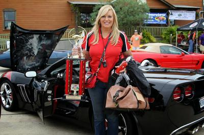 Fabulous Win at Corvette show