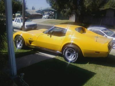 74 corvette