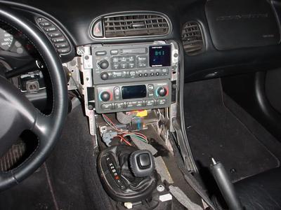 C5 Corvette Shifter Interlock
