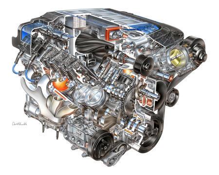 LS9 Engine